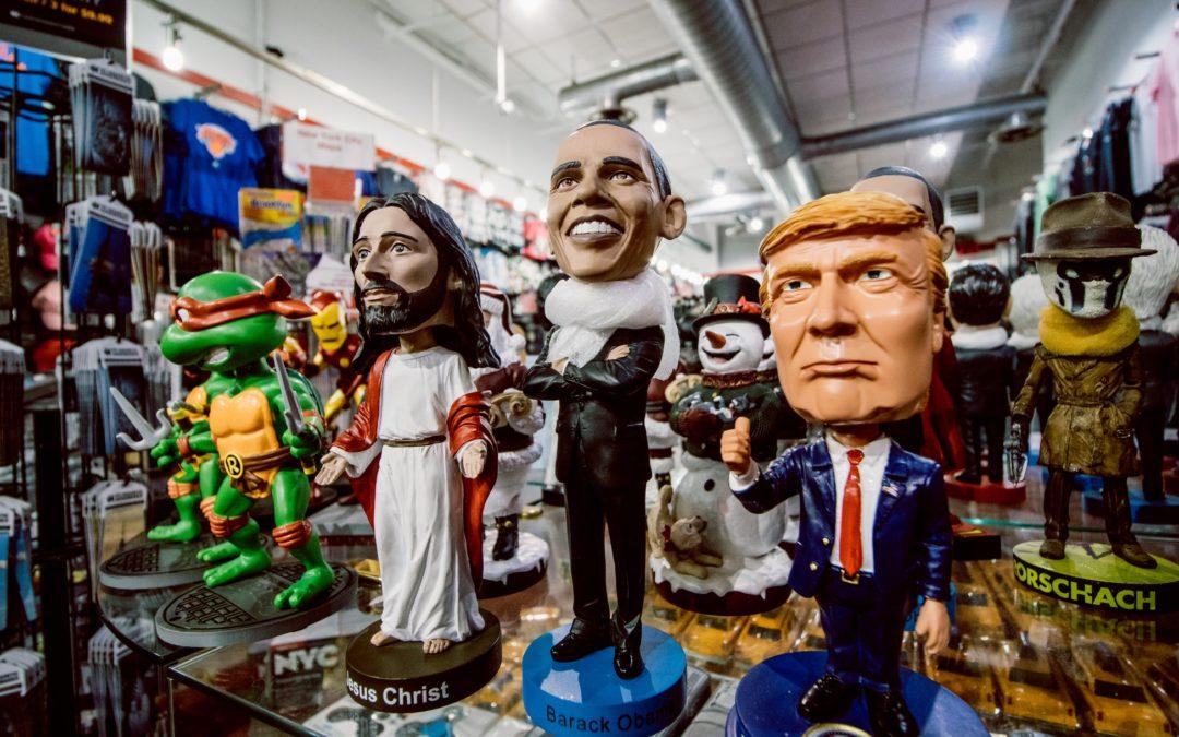 Got a Plastic Jesus?